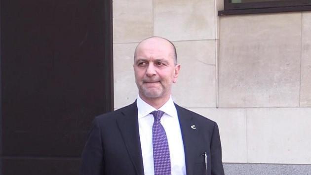 İngiltere'den Türkiye'nin Akın İpek talebine ret