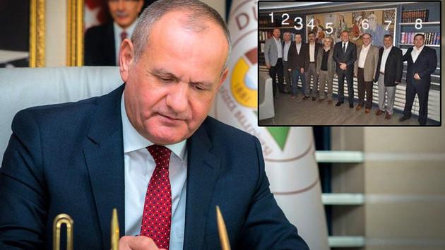 Görevden alınan AKP'li Başkanın akrabaları FETÖ'den yakalandı