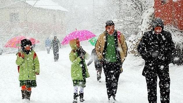 Son dakika: Hangi illerde okullara kar tatili verildi? 31 Aralık 2018