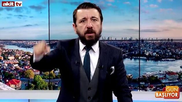 Akit TV sunucusu: Sivil öldürecek olsak Cihangir'den, TBMM'den başlarız!