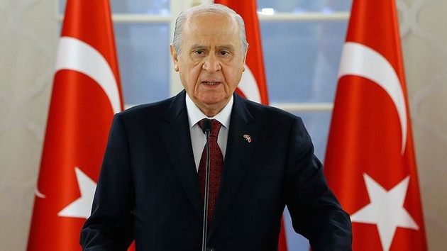 Bahçeli: Cumhurbaşkanı adayımız Erdoğan'dır