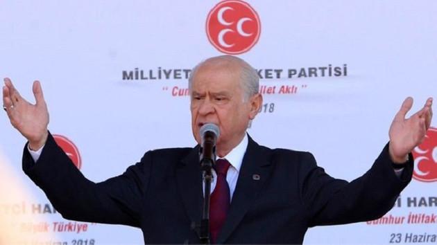 24 Haziran'a damga vuran parti: Milliyetçi Hareket Partisi