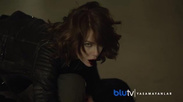 Türkiye'nin ilk vampir dizisi Yaşamayanlar'ın tanıtım videosu yayımlandı
