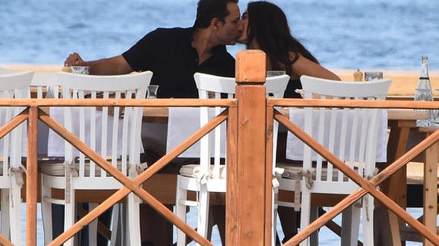 Rafet El Roman ile öpüşürken yakalanan kadın konuştu: Adım Derya değil, öpüşme yok