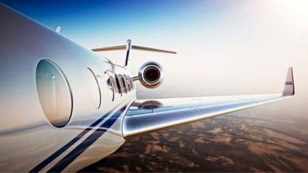 Ferit Şahenk'in uçağını Demirören aldı