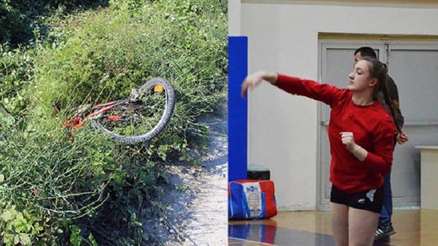 Bisiklet turunda otomobil çarpan Beyza hayat savaşı veriyor