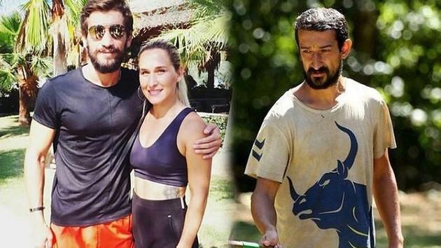 Survivor Sema ile aşk iddialarına Adem Kılıççı'dan sert açıklama