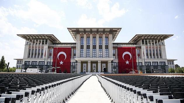 Türkiye bugün Başkanlık sistemine geçiyor