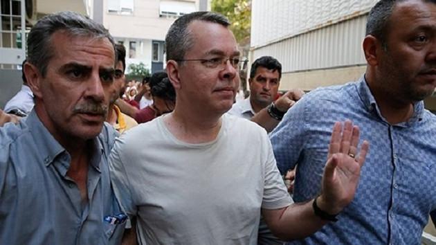 Brunson iddiası: ABD Türkiye'ye çarşambaya kadar süre verdi