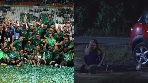 5 Ağustos 2018 Pazar reyting sonuçları: Galatasaray Akhisarspor Süper Kupa maçı, Elimi Bırakma mı?
