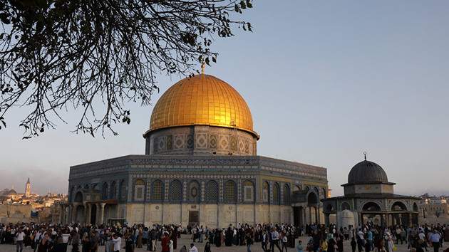 Bloomberg: Erdoğan, Mekke'ye sahip Suudilere Doğu Kudüs ile meydan okuyor