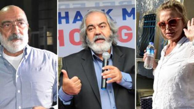 Yargıtay'dan Altan kardeşler ve Nazlı Ilıcak'ın cezaları bozulsun kararı