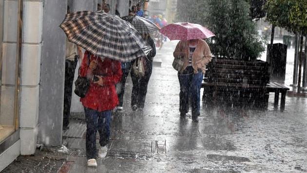 Son dakika: Meteoroloji'den flaş yağış uyarısı