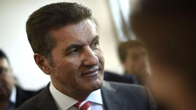 Mustafa Sarıgül DSP'den Şişli adayı oldu