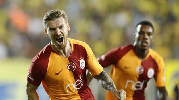 Galatasaray Serdar Aziz'le yollarını ayırdı