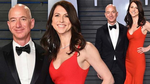 Amazon'un kurucusu dünyanın en zengin insanı Jeff Bezos boşanıyor