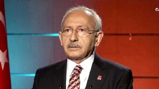 Kılıçdaroğlu ABD ile Türkiye arasındaki anlaşmayla ilgili soruya hazırlıksız yakalandı