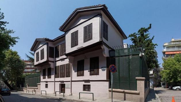 PKK'lı teröristler tarafından önceki gün saldırıya uğrayan Atatürk'ün doğduğu ev ziyarete kapatıldı