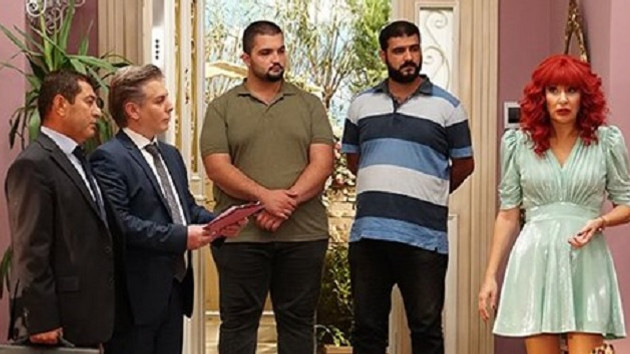 Jet Sosyete'de Gizem'e icra şoku! Jet Sosyete 3. sezon 3. bölüm fragmanı