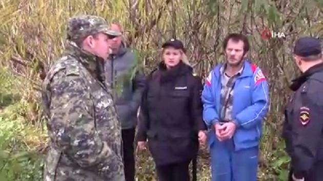 Rusya'da kedi, köpek ve insanları yiyen cani yakalandı