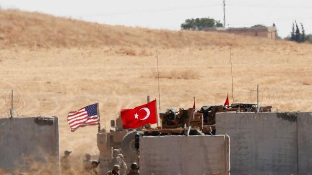 Pentagon: Türkiye'ye Suriye hava sahasını kapattık