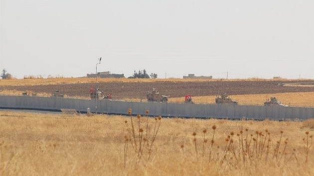 Yabancı ajanslar: Türk ordusu Suriye'ye girdi
