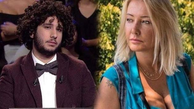 Berna Laçin'den 1 Milyon lira kazanan Arda'ya ilginç yorum: Offf..