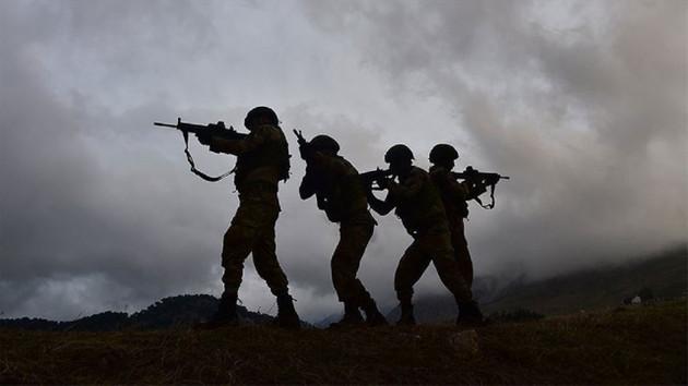 Son dakika: Fırat'ın doğusuna kara harekatı başladı