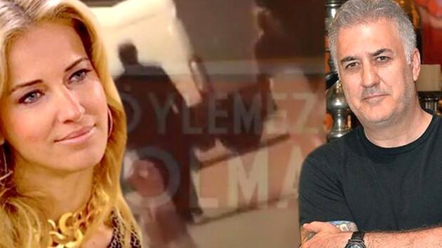 Tamer Karadağlı ile yakalanan Burcu Esmersoy'dan flaş açıklama