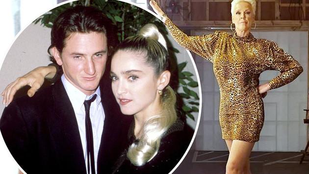 Brigitte Nielsen Madonna'dan intikam almak için kocası Sean Penn ile yatmış