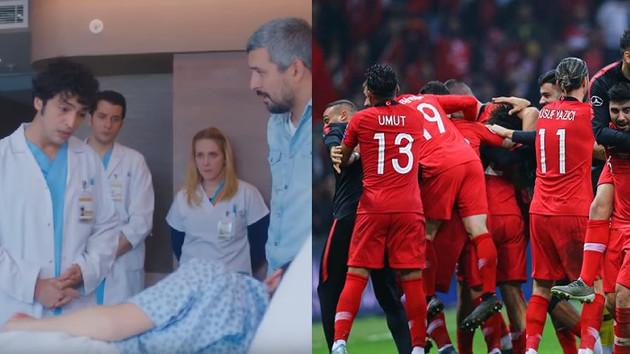 14 Kasım 2019 Perşembe Reyting sonuçları: Mucize Doktor, Bir Zamanlar Çukurova, Türkiye İzlanda