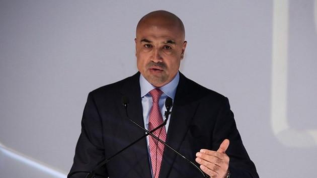 Turizm Bakanı Ersoy'dan Fettah Tamince'ye övgüler!