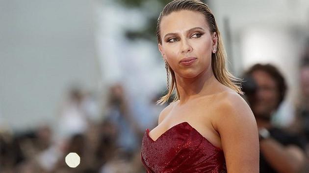 Scarlett Johansson: Baştan çıkarıcı, şuh ve ayartıcı roller…