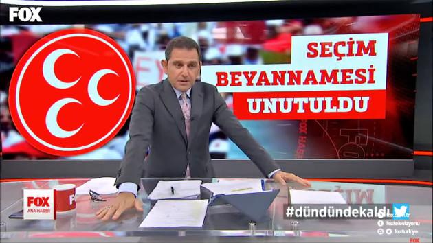 Fatih Portakal: Bahçeli EYT'de tam bir U dönüşü yaptı