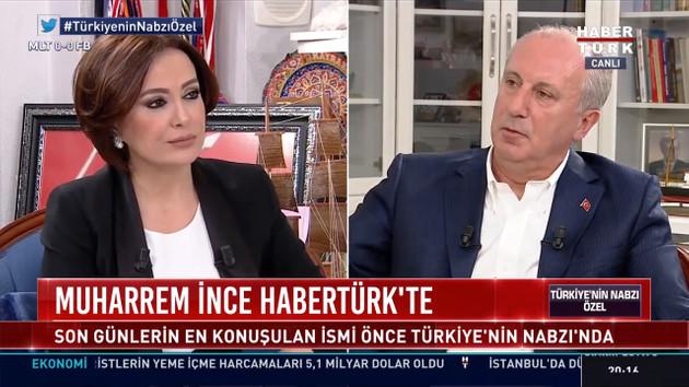 Muharrem İnce: Saraya gidecek CHP'linin gerizekalı olması lazım