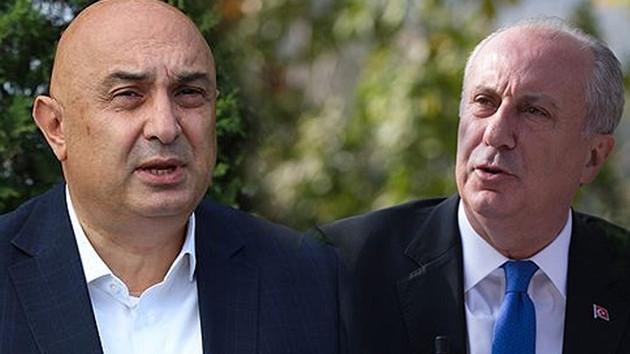 CHP'li Özkoç'tan Muharrem İnce'ye: İddianı kanıtlamazsan namertsin