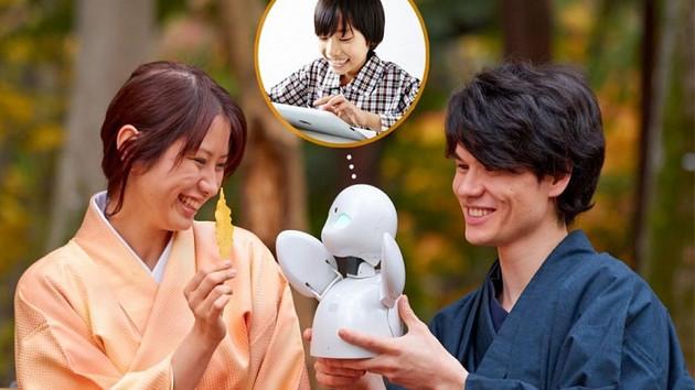 Japonlar bunu da yaptı: Hastalanan öğrenciler sınıfa robot gönderiyor
