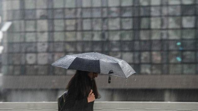 Meteoroloji'den haftasonu için kuvvetli yağış uyarısı