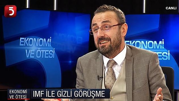 IMF ile görüşme fotoğrafını Aydınlık'a veren AKP yandaşı gazeteci kim?