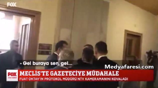 NTV kameramanına tehdit olayına flaş yorum