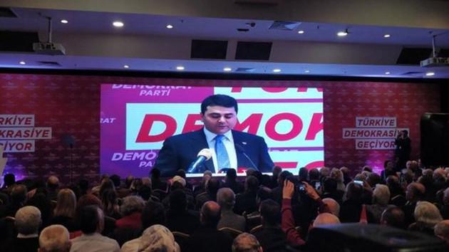 Gültekin Uysal Radikal Demokrat Deklarasyonu açıkladı