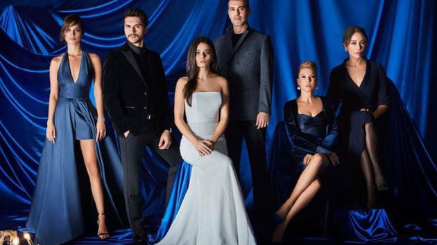 Show Tv'nin yeni dizisi Zemheri'den ilk teaser