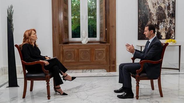 Esad'dan Erdoğan ile görüşür müsünüz sorusuna olay yanıt: Onur duymayacağım