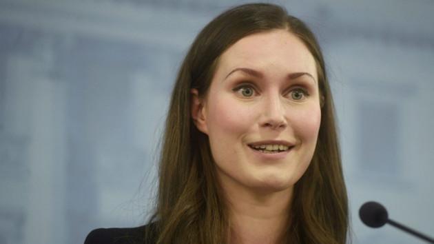 Finlandiya'da Sanna Marin, dünyanın en genç başbakanı oldu