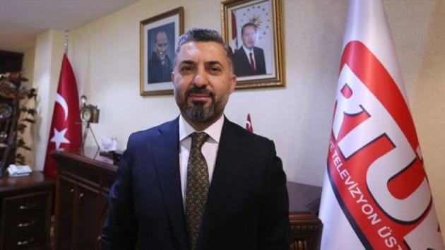 Kültür Bakanı Ersoy: RTÜK Başkanı Şahin sadece üye olarak 13.200 lira maaş alıyor