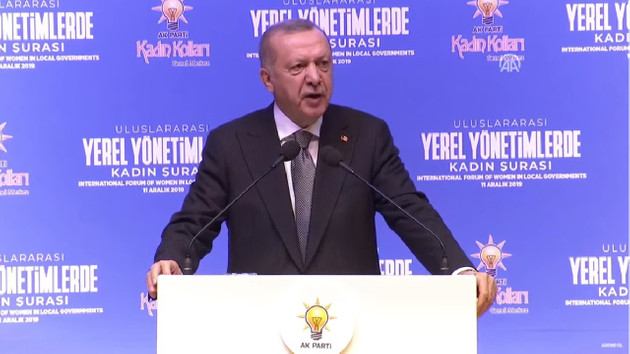 Erdoğan'dan Nobel tepkisi: Vampirler topluluğu