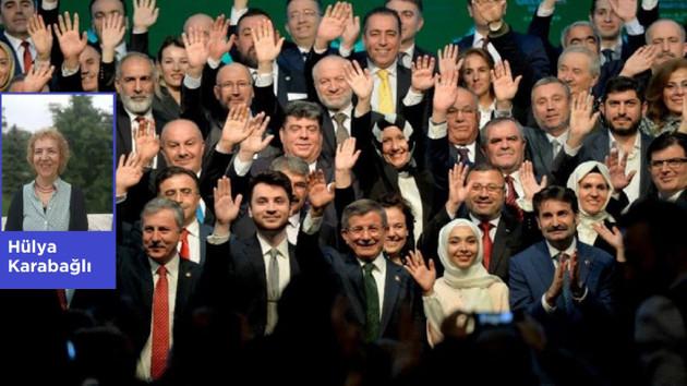Davutoğlu parti kurucularıyla Anıtkabir'e çıkıyor