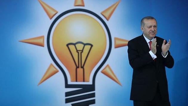 Bir ayda 57 bin AK Parti üyesi istifa etti