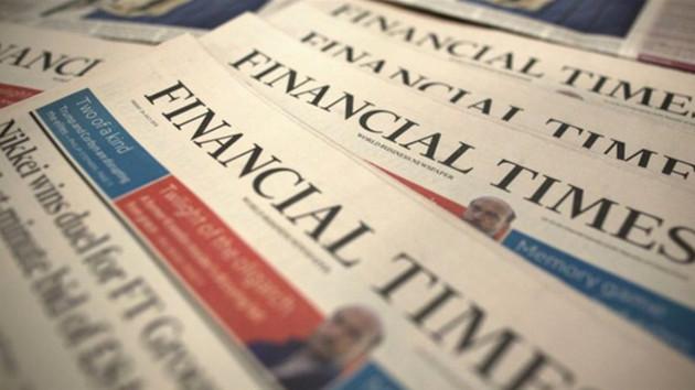 Financial Times'tan Türkiye için şok kara para iddiası