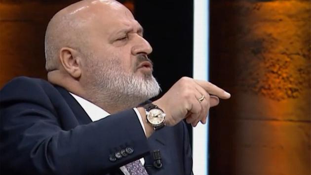 Ethem Sancak'ı kızdıran tank palet sorusu